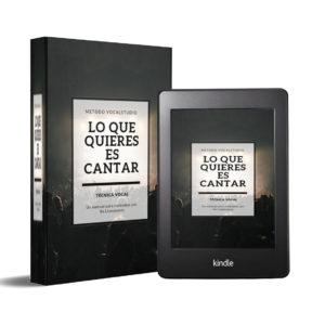 libro de canto, aprender a cantar, Metodo Vocalstudio Clases Canto Barcelona Madrid online curso virtual