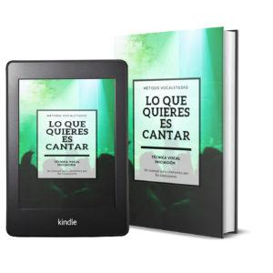 Metodo Vocalstudio Clases Canto Barcelona Madrid online curso virtual libro