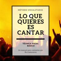Nivel básico Clases Canto Barcelona Madrid