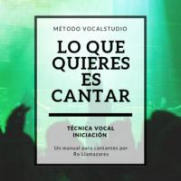 Nivel Iniciación Clases Canto Barcelona Madrid