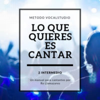 Nivel Intermedio Clases Canto Barcelona Madrid