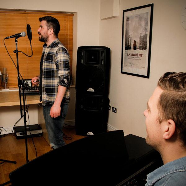 Curso Formación Profesor Canto Vocalcoach