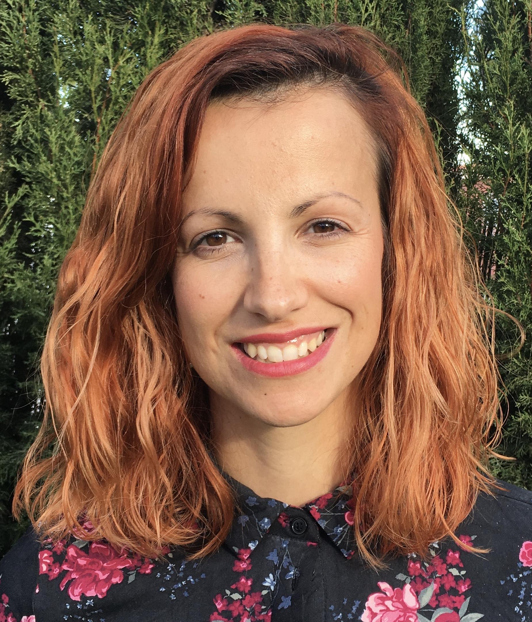 Marina Moreno Clases de canto Calpe Alicante